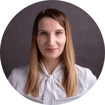 Zofia Komada Shopify Expert / Ecommerce Manager, Coordinator of marketing activities in the project