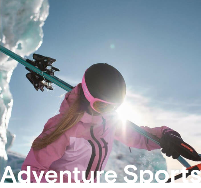 Implementation of  ecommerce Adventure Sports